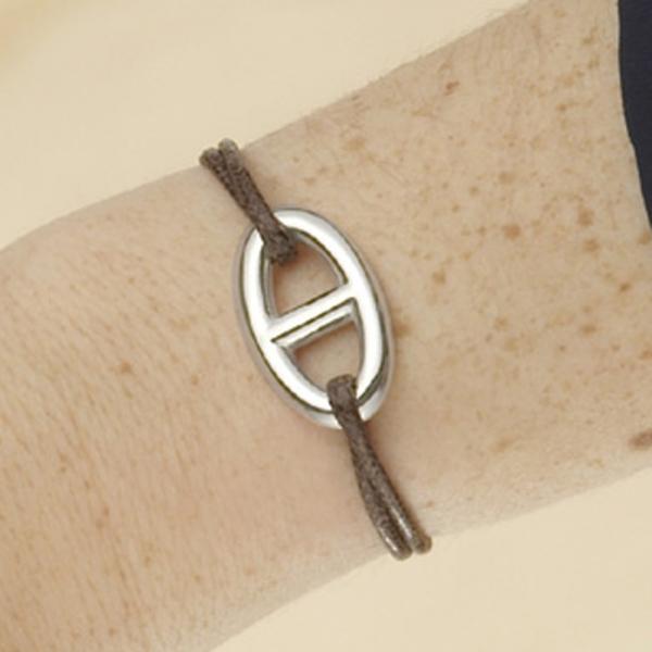 Bracelet maille marine XL
