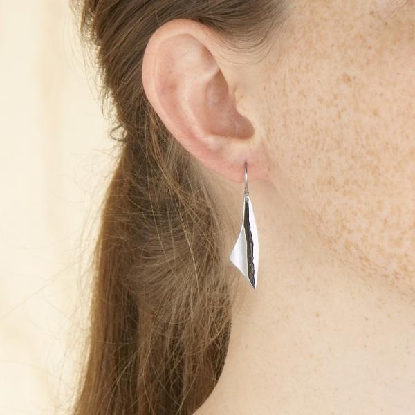 Boucles d'oreilles Voiles petites